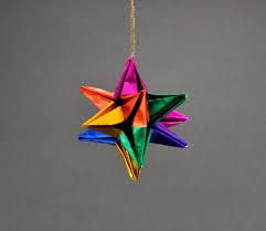 paper origami ornaments craftbnb
