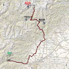 2017 Giro D U0027italia Live by 2018 Giro D U0027italia Route Presentation Profiles Maps Video