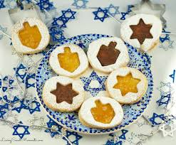 hanukkah cookies hanukkah jelly cookie recipe living sweet moments
