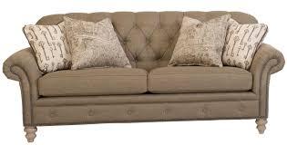silver tufted sofa furniture nailhead sofa silver settee nailhead trim furniture