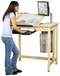 Split Top Drafting Table M 85038 Jpg