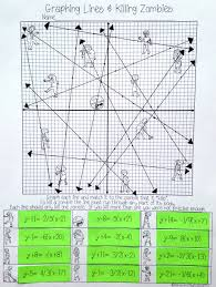 Algebraic Expressions Worksheets 9th Grade Solving Systems By Graphing Thanksgiving Activity Maths