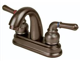 Brushed Bronze Bathroom Fixtures Ultra Uf28543cp Brushed Bronze Bathroom Single Hanlde Sink Faucet