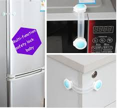 adhesive baby cabinet locks child safety kids drawer cabinet lock 10pcs lot with strong 3m