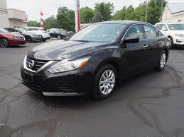 Nissan Altima V6 - 2017 nissan altima for sale in warren oh sims nissan