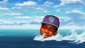 Lil B Memes - just lil b engaging a swim waterskating battleship girls know