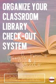 best 25 library checkout system ideas on pinterest classroom