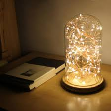 furniture dimmable 3d led night light usb led decorative table