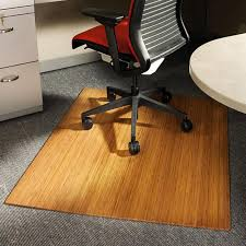 Chair Casters For Laminate Floors Office Chair Mats Smooth Surface For Easy Movement Protects Wood