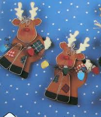 wood craft patterns christmas wood craft pattern reindeer by