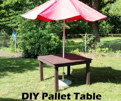 Union Jack Pallet Table The by Pallet Furniture