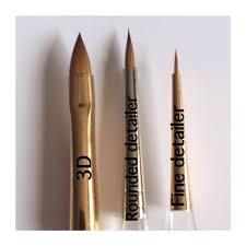 nail art brushes u2013 nail gaga