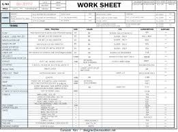 How To Create Budget Spreadsheet by How To Make A Tech Pack For Apparel Sourceeasy