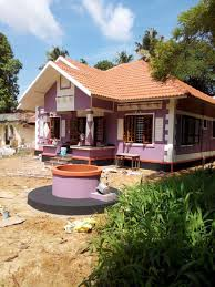 Low Cost House by Low Cost House Design At Thiruvananthapuram Building Designers