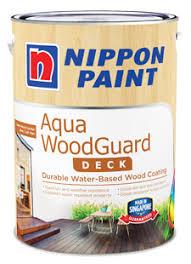 nippon aqua woodguard nippon paint singapore