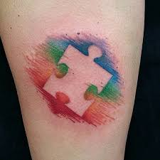 best 25 puzzle piece tattoos ideas on pinterest puzzle piece