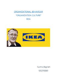 organizational culture of ikea