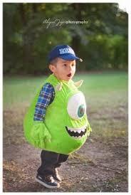 Monster Halloween Costumes Monsters Mike Wazowski Halloween Costume 42 Diy