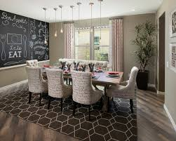 Cream Colored Dining Room Furniture by Patterned Dining Chairs Dining Room Traditional With Beige Dining
