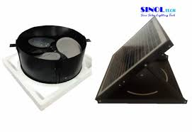 14 inch wall fan china 20w 14inch wall mount solar exhaust fan with brushless motor