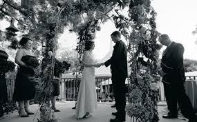 thanksgiving inspired backyard wedding in southern california