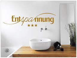 badezimmer wandtattoo haus ideen