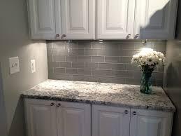 grouting kitchen backsplash white subway tile with white grout menards backsplash blue glass