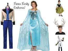 Elsa Frozen Halloween Costume 2016 Disney Frozen Halloween Costumes Family Elsa