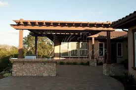 Attached Patio Cover Designs Covered Patios Attached To House Awesome Wood Tellis Patio Cover