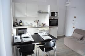 cuisine leclerc l appartement leclerc wilson votre appartement à dinard à 50m de