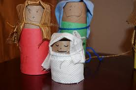 recycled toilet paper tube nativity craft surviving a teacher u0027s