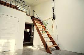 collapsible attic ladder image of folding stairs for loft folding