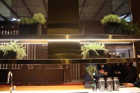 Interior Design In Kitchen Milan U0027s Eurocucina Highlights Latest In Kitchen Design And Technology