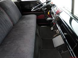 Classic Ford Truck Interiors - bangshift com ramp truck