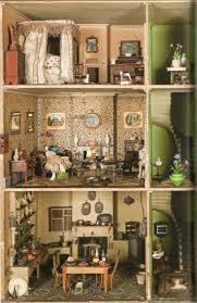 726 best dolls houses vintage and antique images on pinterest issue 11 nov dolls houses past present dunluce baby house as usual my favorite room is the kitchen