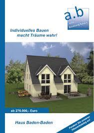 Haus Angebote A B Activ Beratung Bauen Gmbh In Göppingen Angebote