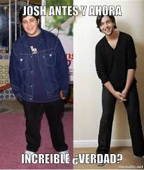 Anorexia Meme - pobre josh casi muere de anorexia meme subido por jetmaxx memedroid