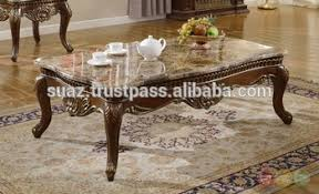 antique centre table designs marble top coffee table antique designs wooden carving sofa center