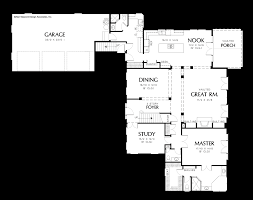 Colonial Style Floor Plans Mascord House Plan 2359 The Aldenham