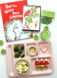 how the grinch stole christmas party smashed peas u0026 carrots