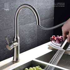 white pull out kitchen faucet get cheap pull out kitchen faucet white aliexpress com