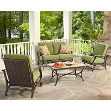 Woodbury 7 Piece Patio Dining Set - patios rfmc inc patio outdoor decoration