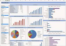 dashboard in excel free download