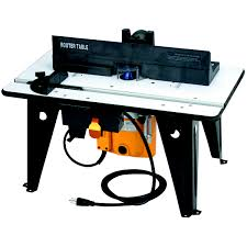 task force router table manual benchtop router table with 1 3 4 hp router