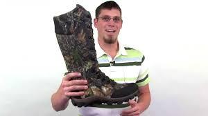 rocky lynx waterproof snake boot style 7379 youtube