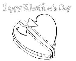 valentine u0027s day kids printable coloring pages