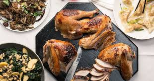 a new thanksgiving with a twist saveur