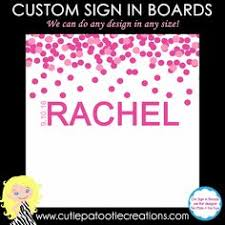 bat mitzvah sign in boards diy bat mitzvah sign in boards project step by step