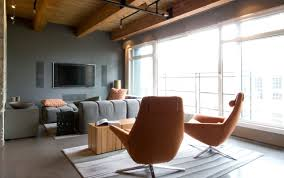 Bradley Friesen Apartment by Gallery Of Yaletown Loft Kelly Reynolds 16