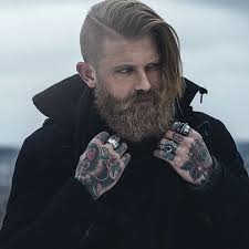 viking hairstyles for men pin by spid iti on man style pinterest man style